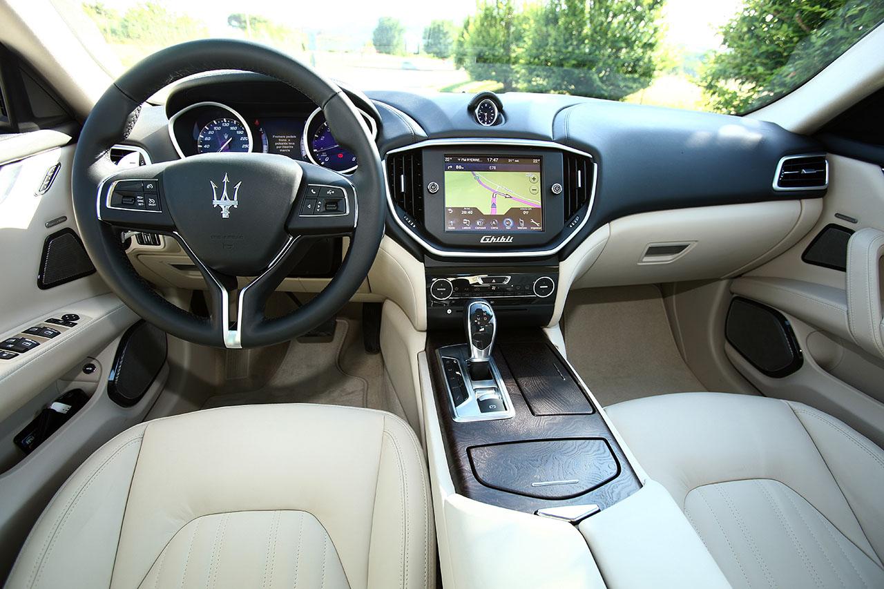 Maserati Ghibli S Q4 Aut 187 Fotos Grandes 23 Imagenes 2013