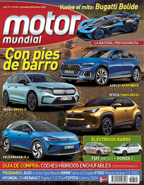 Revista MotorMundial Portada