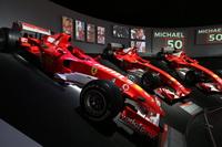 foto: Michael 50 exposicion ferrari Michael Schumacher_03.JPG