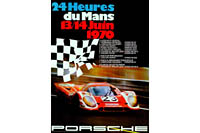 foto: 05c_Porsche 917_Poster primera victoria en Le Mans 1970, con Hans Herrmann and Dick Attwood.jpg