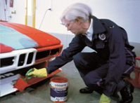 foto: BMW M1 Art Car Andy Warhol 40 anos_00.JPG