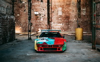 foto: BMW M1 Art Car Andy Warhol 40 anos_03.jpg