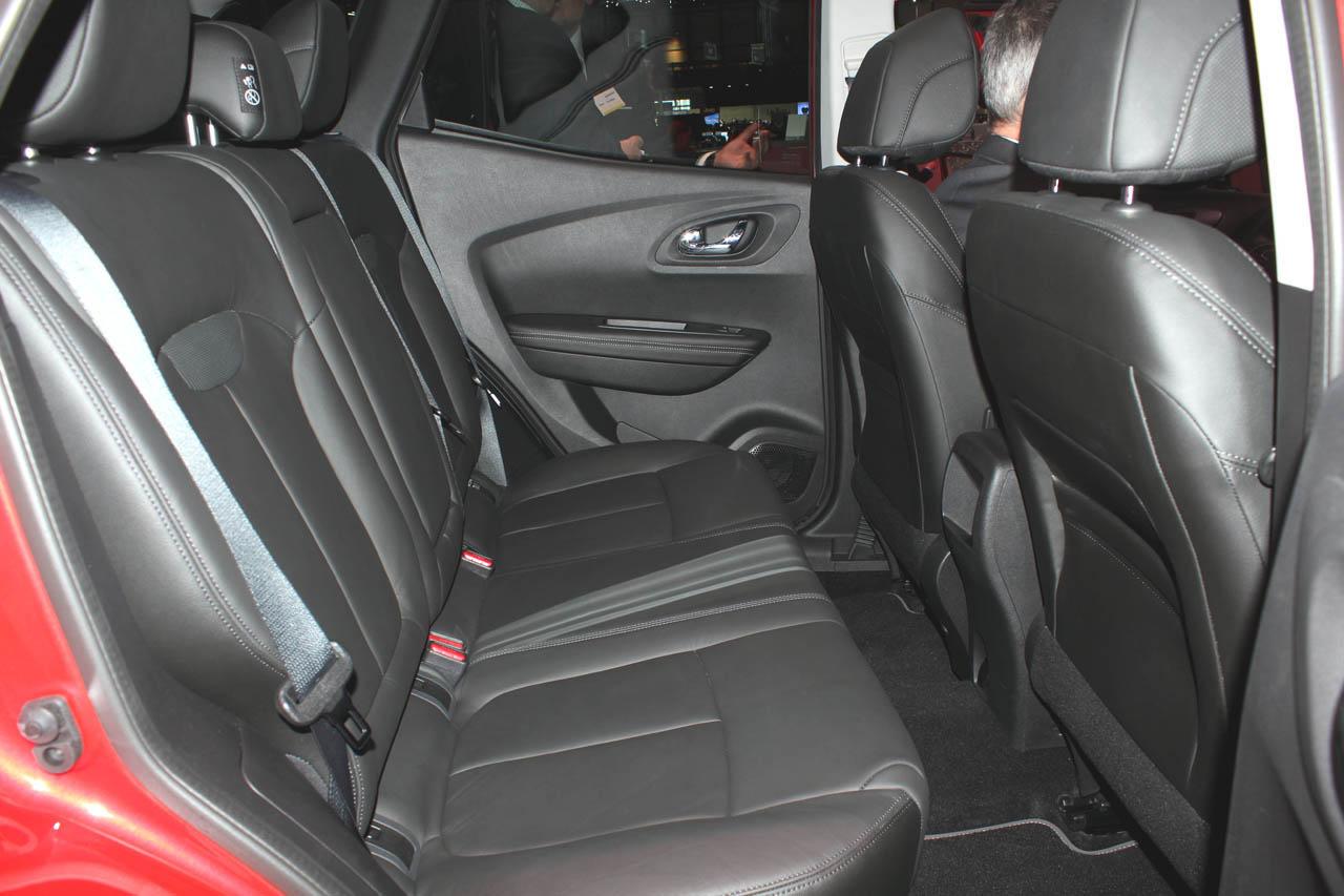 Fotos grandes motormundial for Interior renault kadjar