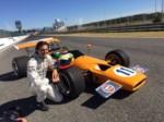 foto: 02 Espiritu del Jarama 2016 Pedro Martinez de la Rosa McLaren M10A.jpg