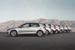 foto: VW Golf generaciones.jpg