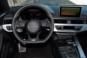 foto: 16 Audi A4 Avant 2.0 TDI 150 CV S line 2017 interior volante.JPG