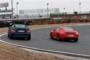 foto: 88 Mercedes-AMG SLC 43 vs Porsche 718 Cayman S.JPG