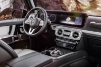 foto: 01 Mercedes Clase G 2018 interior.jpg