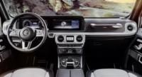 foto: 02 Mercedes Clase G 2018 interior.jpg