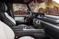 foto: 04 Mercedes Clase G 2018 interior.jpg