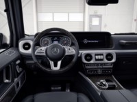 foto: 05b Mercedes Clase G 2018 interior.jpg
