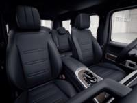 foto: 05c Mercedes Clase G 2018 interior.jpg