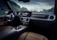 foto: 06 Mercedes Clase G 2018 interior.jpg