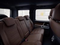 foto: 07 Mercedes Clase G 2018 interior.jpg