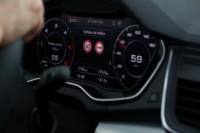 foto: 26 Prueba Audi Q5 2.0 TDI 190 quattro S tronic 2017 interior Digital Cockpit señales.JPG