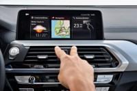 foto: 50 BMW X3 M40i 2018 interior control gestual.jpg