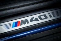 foto: 58 BMW X3 M40i 2018 interior embellecedor.jpg