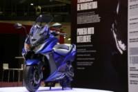 foto: Kymco Ak550 Noodoe Navigation Gran Salón de la Moto de Madrid 2018.jpeg