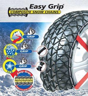 Michelin Easy Grip Car Snow Chain Review