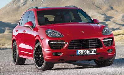 Porsche Cayenne y VW Touareg, fallo en los pedales