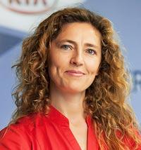Es la nueva Jefe de Prensa de Kia Motors Iberia, sustituyendo en el cargo a Javier Gutiérrez Zumel que deja la compañía después de 12 años. - Mercedes-Palomino