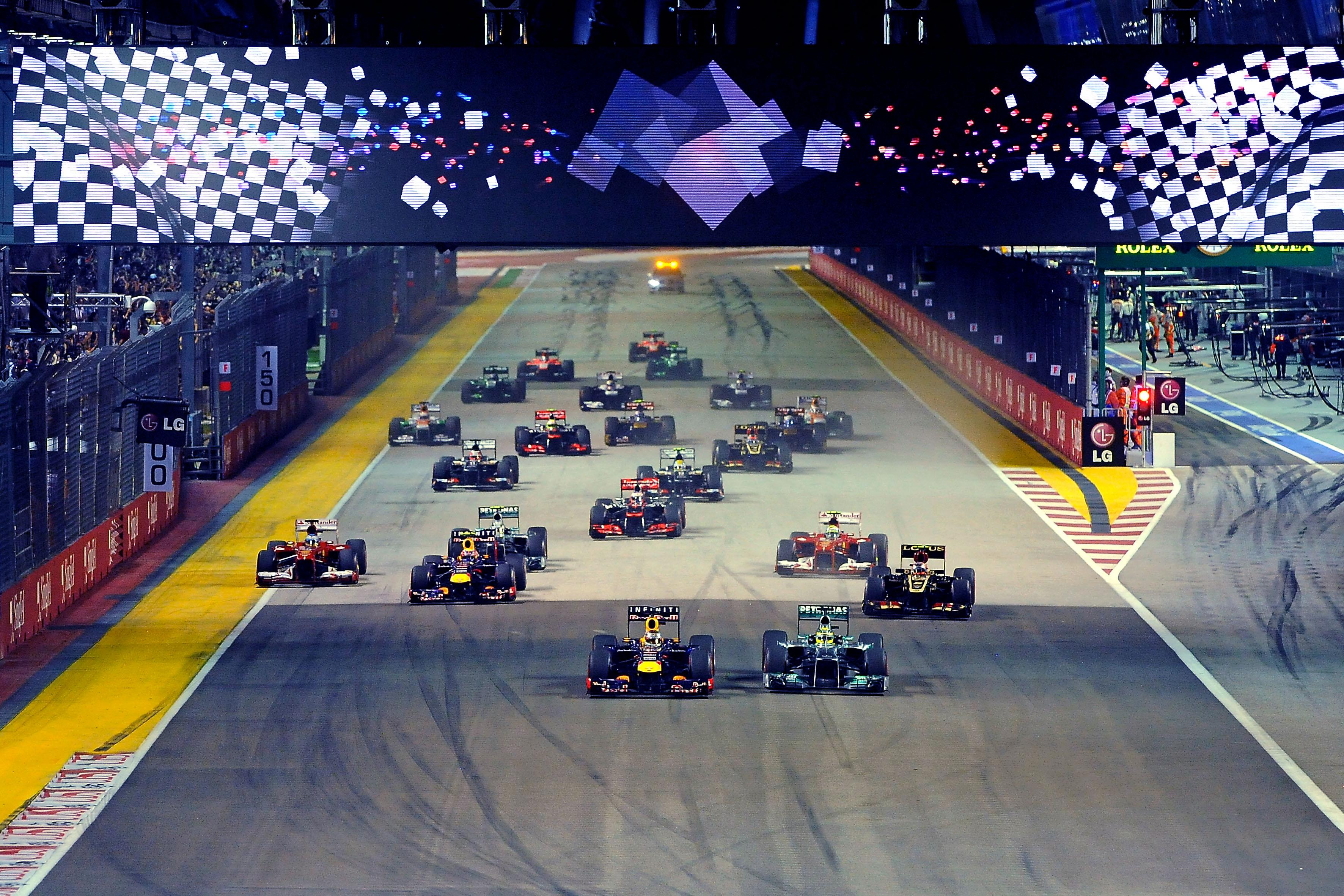 Circuito Singapur : Gran premio de singapur u2013 motormundial