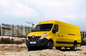 """Renault Master: """"Restyling"""" y nuevos motores"""