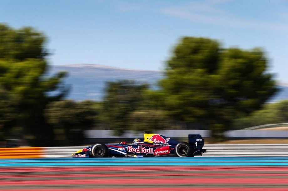 01-World Series 3.5-Carlos Sainz-Motor Mundial_©Foto Red Bull