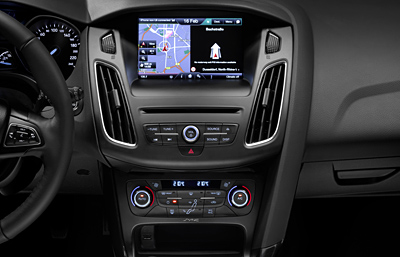 Ford Focus 2014 salpicadero pantalla 2 (400x300)