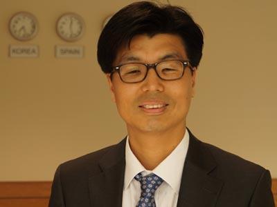 Dong Huwy Park Presidente Hyundai España