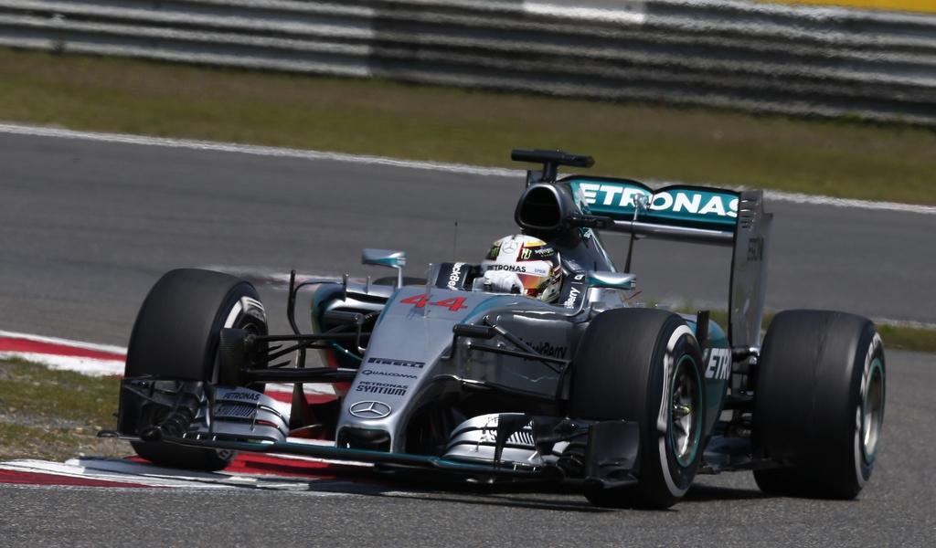 F1-GP CHINA-Motor Mundial-Foto Mercedes AMG Petronas