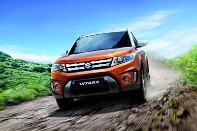 Suzuki Vitara 2014 frontal dinamica [400]