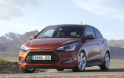 Hyundai i20 Coupe 2015 ext. delantera 3 [400]