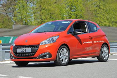 Peugeot 208 1.6L BlueHDi 100 CV S&S (400)