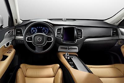 Volvo XC90 T8 2015 int. salpicadero [400]