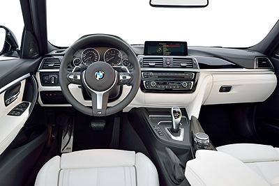 BMW 340i 2015 M Sport int. salpicadero (400)