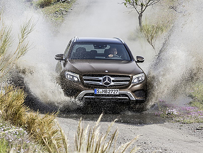 Mercedes GLC 2015 ext. frontal dinamica offroad [400]