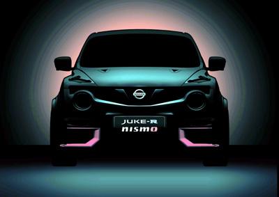 Nissan Juke-R Nismo (400)