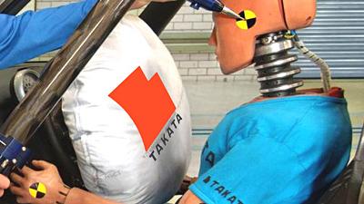 Mazda, también afectada por los airbags defectuosos de Takata