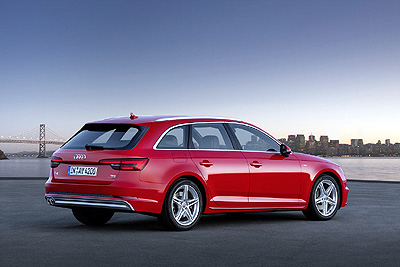 Audi A4 Avant 2015 ext. trasera 3 [400]