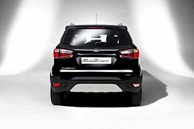 Nuevo Ford EcoSport con Diseño y Dinámica de Conducción Mejorada 2015 EXT. tras [400]