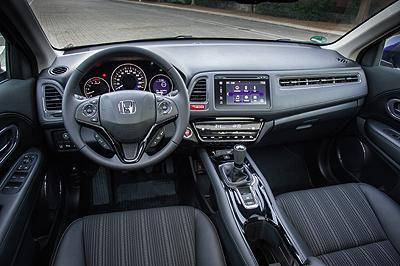 Honda HR-V 2015 int. salpicadero 1 (400)