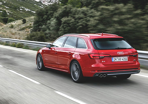 Audi A4 Avant 2015 22 500