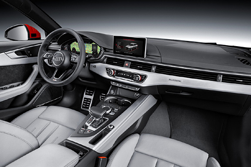 Audi A4 Avant 2015 32 interior salpicadero 500