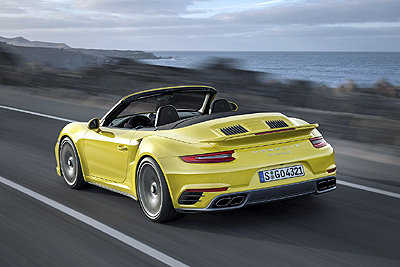 Porsche 911 Cabrio Turbo S 2016 ext. 2 400