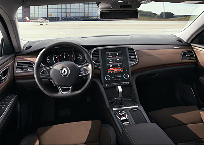 Renault Talisman 2015 int. salpicadero 2 400