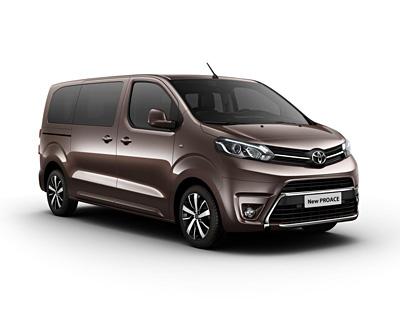 Citroën, Peugeot y Toyota