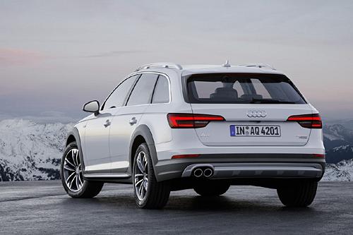 Audi A4 allroad quattro 2016 04 500