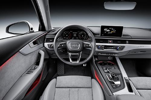 Audi A4 allroad quattro 2016 22 interior salpicadero 2 500