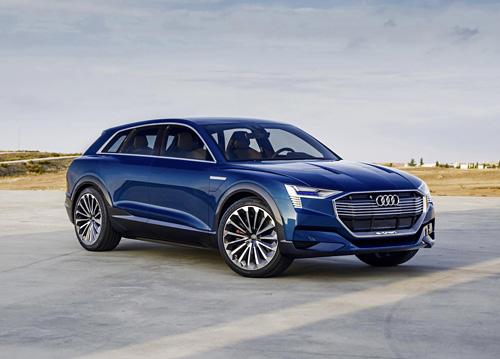 Audi reestructura su producción